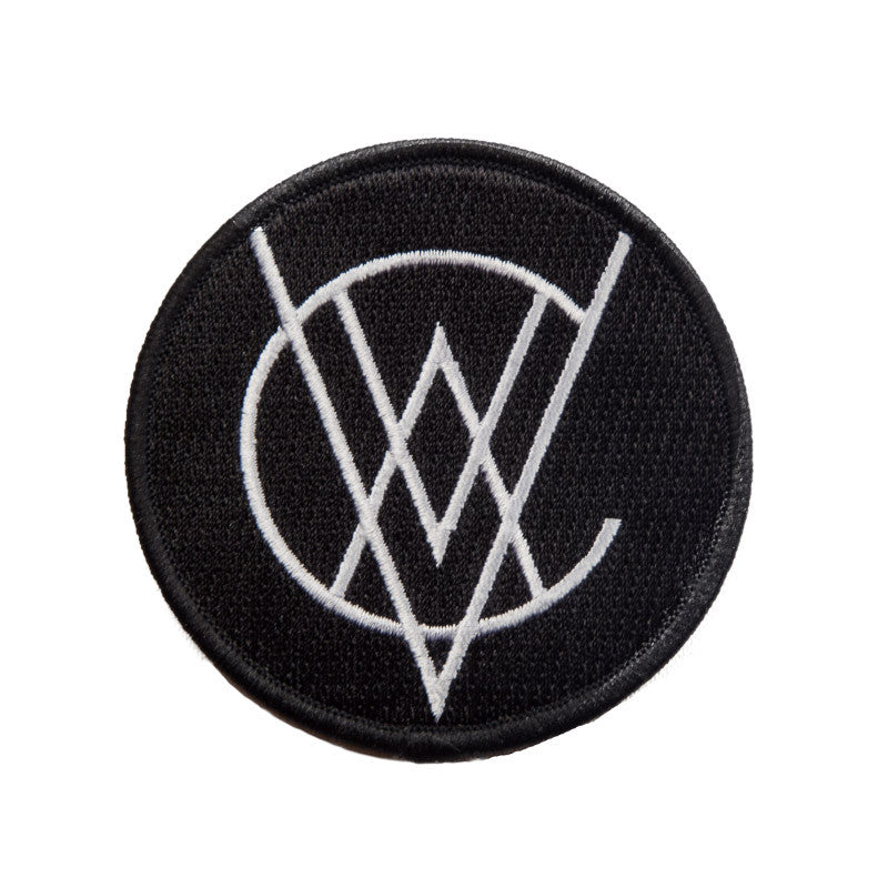 VCVM008 - Monogram Logo Embroidered Patch