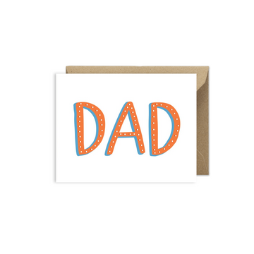 Alexa Z Design dad card