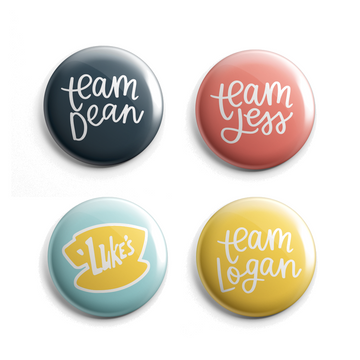Gilmore Girls Pins