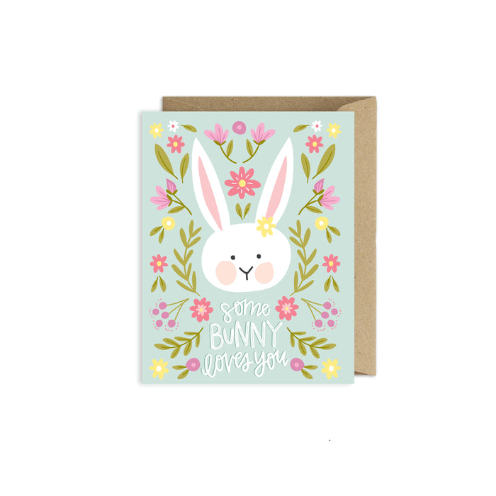 All greeting cards page 2 alexa z design some bunny loves you easter card m4hsunfo