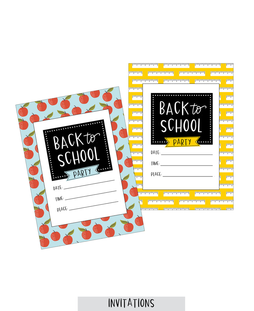 ULTIMATE Back to School Bundle!