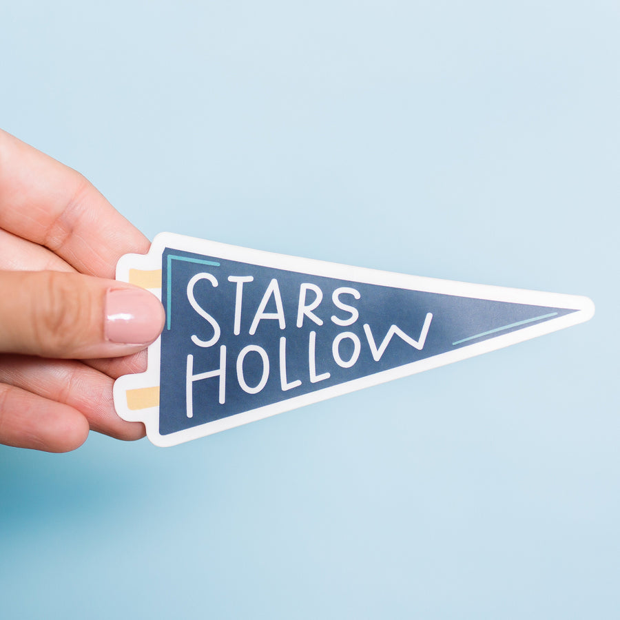 Gilmore Girls Stars Hollow Waterproof Sticker