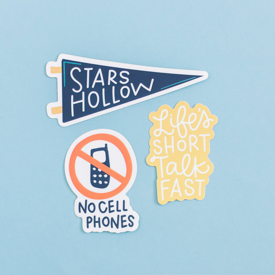 Gilmore Girls Sticker Set
