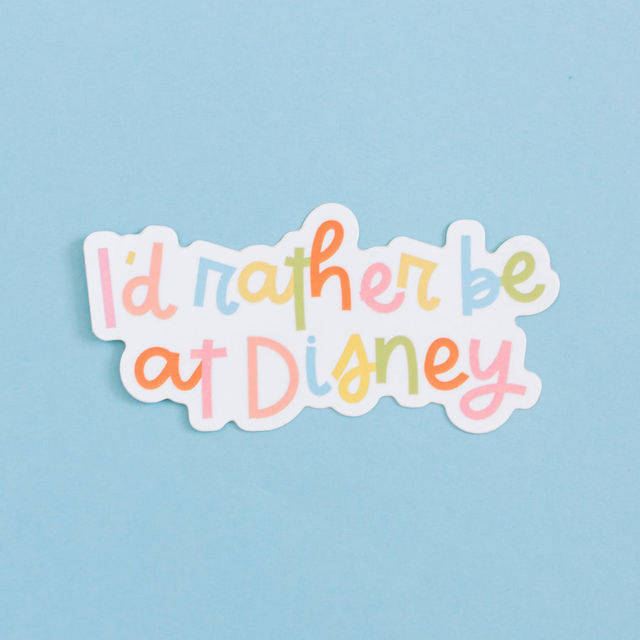 Disney Sticker