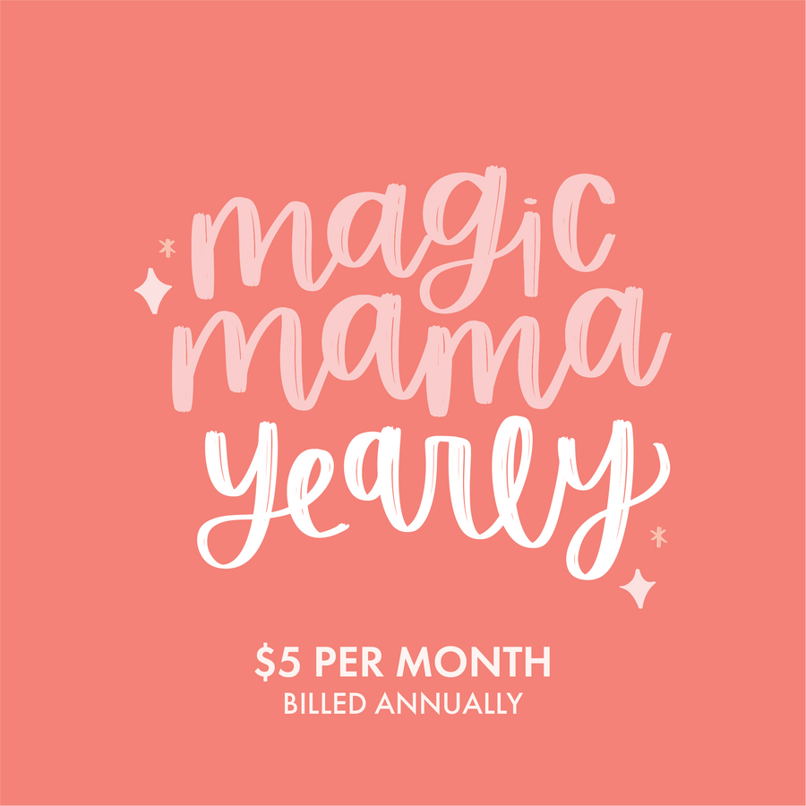 12 Month Magic Mama Subscription
