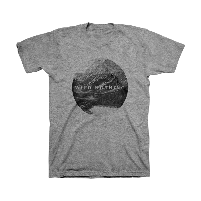 Mountain Tee (Heather Grey)