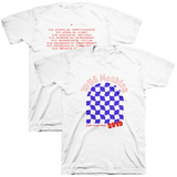 2019 East Coast Tour Tee