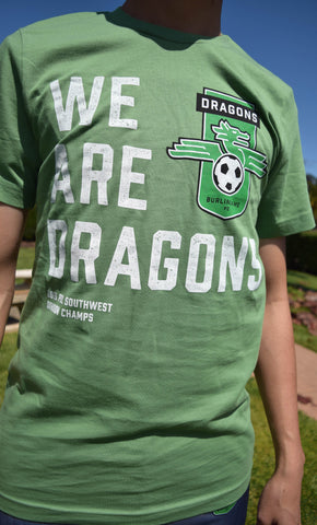 We Are Dragons - Green