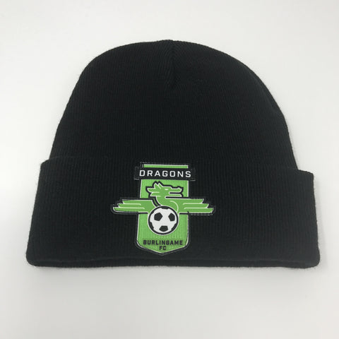 Dragons FC Beanie - Black