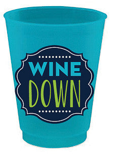 Wine Down Frost Flex Cup