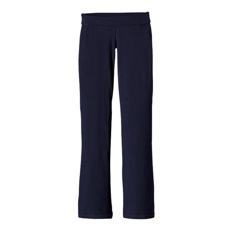 "Patagonia Women's Serenity Pants - 32"" Inseam Regular Navy Blue"