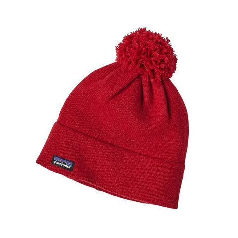 Patagonia Vintage Town Beanie - Classic Red