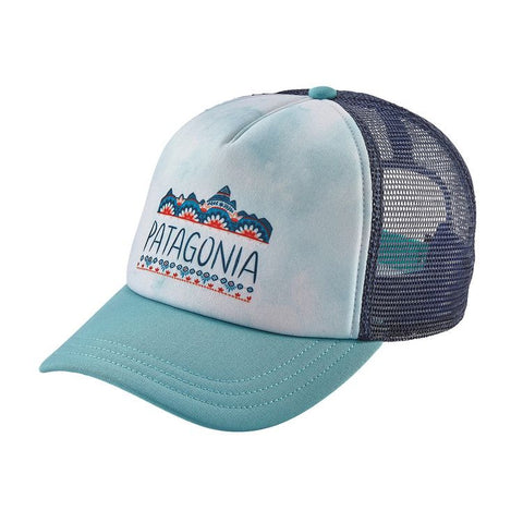 Patagonia Women's Femme Fitz Roy Interstate Hat - Crevasse Blue