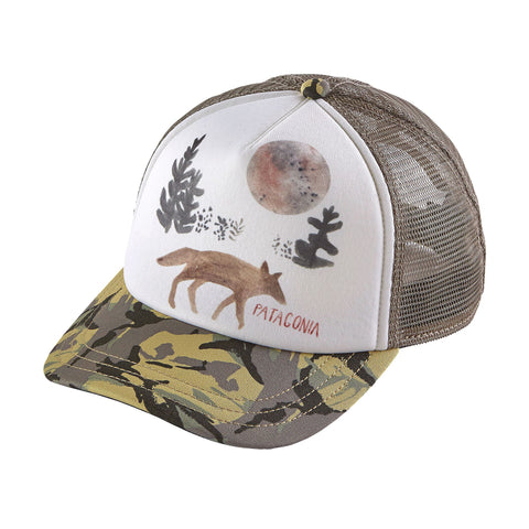 Patagonia Women's Howling Interstate Hat Big Camo Classic Camo
