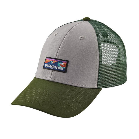 Patagonia Board Short Label LoPro Trucker Hat - Drifter Gery