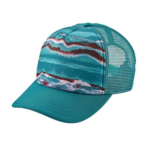 Patagonia Women's Wave Worn Interstate Hat - Elwha Blue