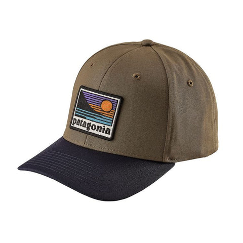 Patagonia Up & Out Roger That Hat - Dark Ash