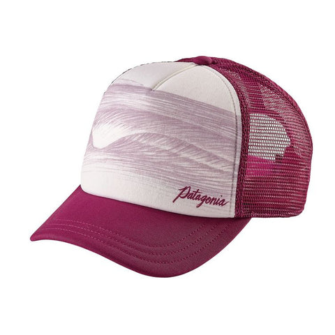 Patagonia Women's A-Frame Interstate Hat - Magnta