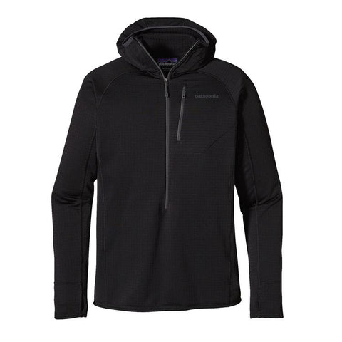 Patagonia Men's R1® Fleece Hoody - Black