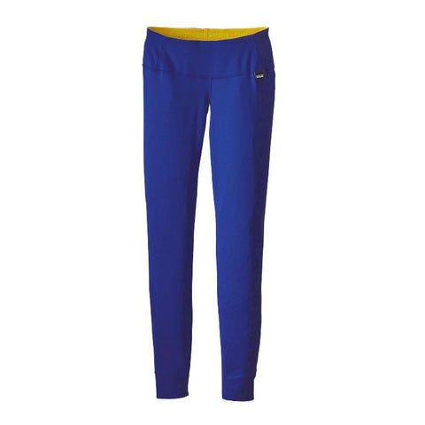 Patagonia Women's Capilene® Midweight Bottoms Harvest Moon Blue
