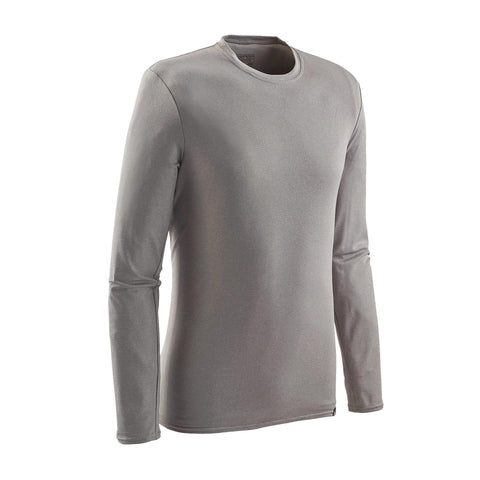 Patagonia Men's Long-Sleeved Capilene® Daily T-Shirt Feather Grey w/Feather Grey