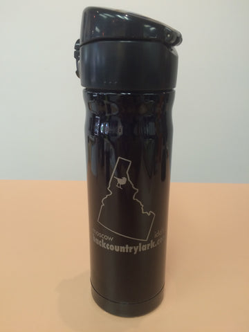 Thermos Commuter Bottle 16oz Laser Engraved