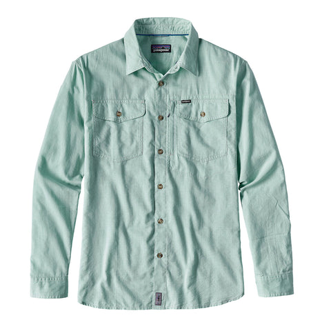 Patagonia Men's Long-Sleeved Cay Largo Shirt