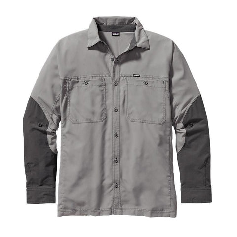 Patagonia Men's Lightweight Field Shirt Feather Grey