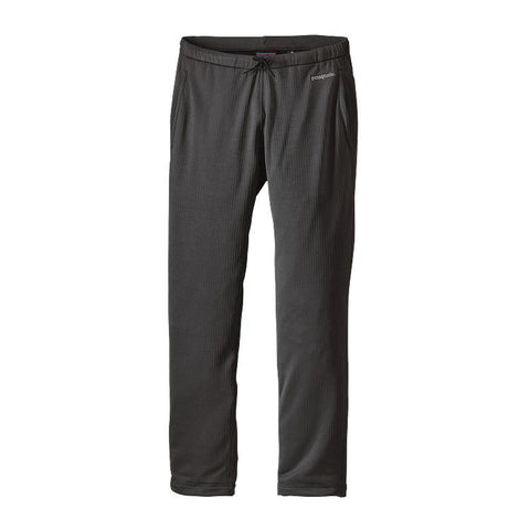 Patagonia Men's R1 Fleece Pants Forge Grey