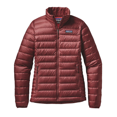 Patagonia Women's Down Sweater Drum Fire Red