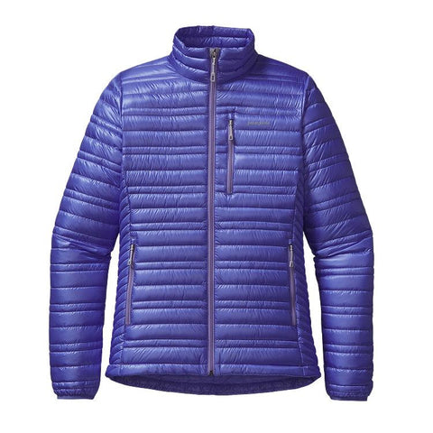 Patagonia Women's Ultralight Down Jacket Violet Blue