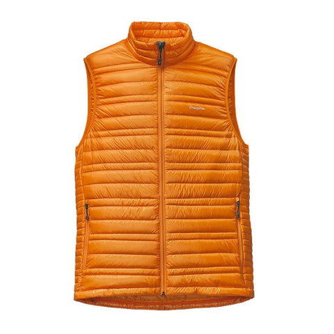 Patagonia Men's Ultralight Down Vest Sporty Orange