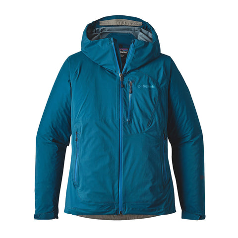 Patagonia Women's Stretch Rainshadow Jacket Big Sur Blue