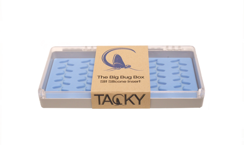 Big Bug Box - Tacky Fly Fishing Front