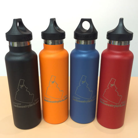 21 oz Hydro Flask Water Bottle with Shop Logo