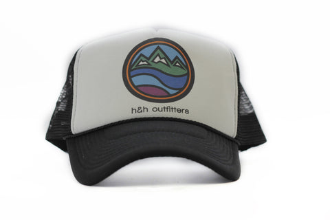 Majestic Old School Trucker Hat - H&H Outfitters