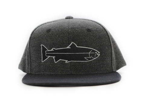 Winter Steelhead Hat- H&H Outfitters Front