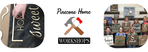 Pinecone Home workshops