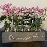 Mason Jar Holder Centerpiece - Classic