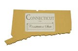Connecticut picture frame 4x6