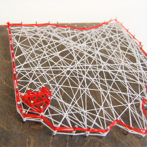 Workshop: DIY String Art