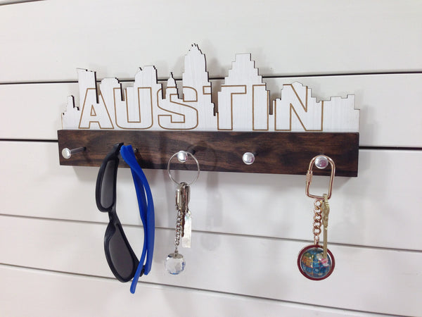 Austin Skyline Key Holder