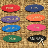 Personalized  Wood Toy Crate