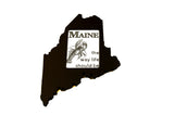 Maine picture frame 4x6