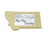 Montana picture frame 4x6