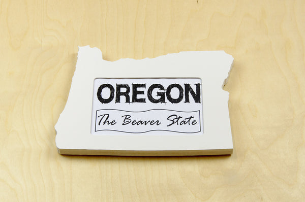 Oregon picture frame 4x6