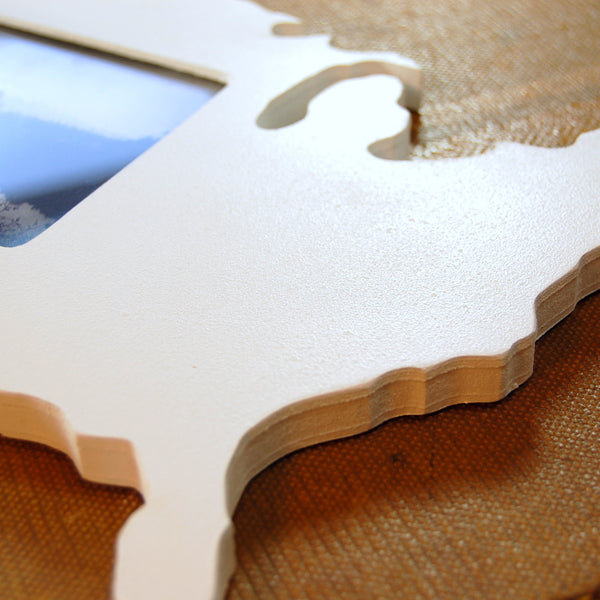USA picture frame 4x6