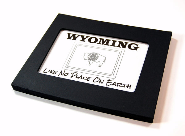 Wyoming picture frame 4x6