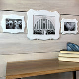 Fancy Frames -  Set of 3 Picture Frames