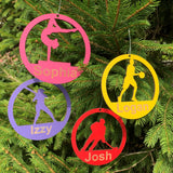 Sports Ornaments - Boy Sports